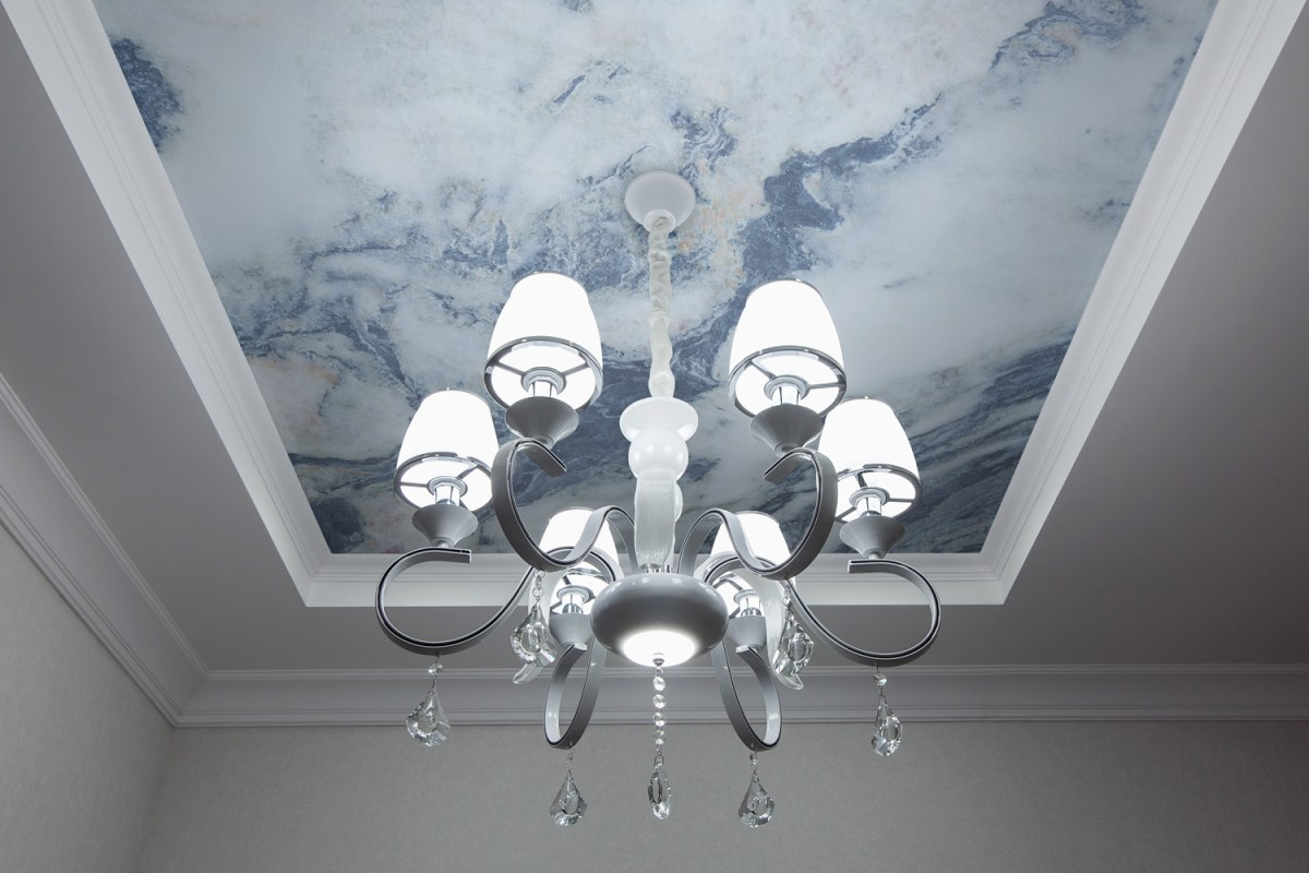 New interiors trend - How to make a statement with your ceilings